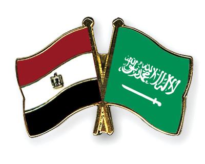 Freundschaftspins �gypten-Saudi-Arabien