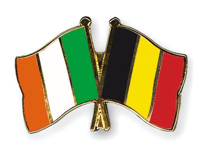 Irland Belgien