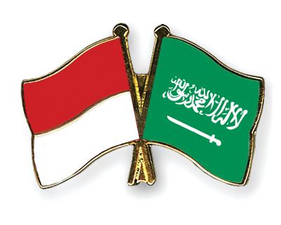 Freundschaftspins Monaco-Saudi-Arabien