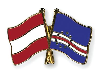 Freundschaftspins Oesterreich-Kap Verde