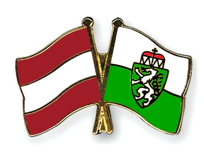 Freundschaftspins Oesterreich-Steiermark